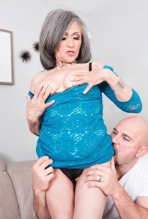 Granny MILF Anal Porn