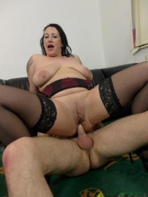 MILF Saggy Tits Porn