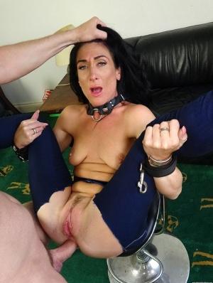 Amateur MILF Anal Porn