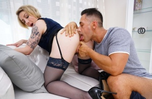 Mature Mom Anal Porn
