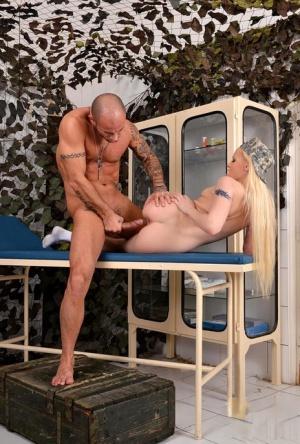 MILF Nurse Anal Porn
